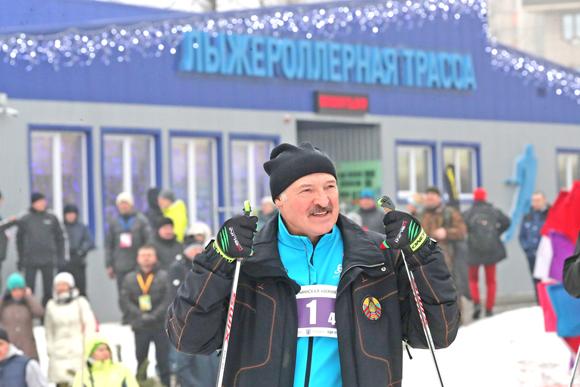 Масштабный спортивный праздник «Минская лыжня-2019» уже стал доброй традицией для любителей активного и здорового образа жизни