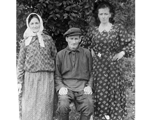 К 75-летию освобождения Беларуси: дом с красной звездочкой