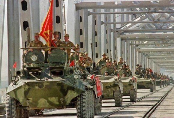 15 февраля — 30 лет со дня вывода советских войск из Афганистана