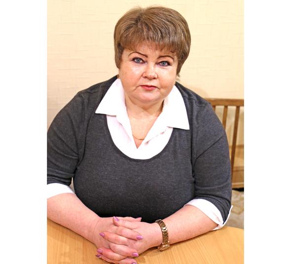 Людмила Лагун, председатель первичной профсоюзной организации УЗ «Копыльская центральная районная больница»: «Улучшать условия труда»