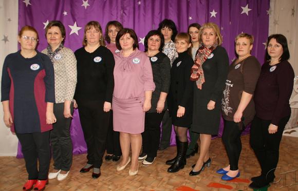 Члены первички «Белорусского союза женщин» санаторного яслей-сада г. Копыля начали год с акции «Импульс добра»