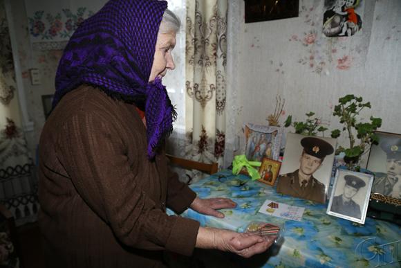 На Копыльщине в преддверии юбилейной годовщины вывода советских войск из Афганистана посетили места захоронений воинов-интернационалистов
