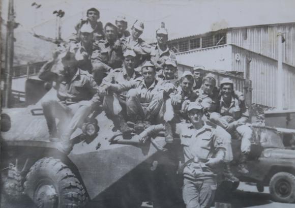 В Слобода-Кучинской СШ учились восемь будущих воинов-интернационалистов. Среди них — Владимир Серый