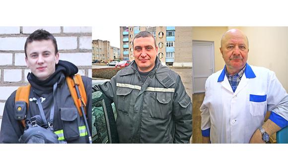 Копыльские мужчины рассказывают, чем порадуют своих дам на 8 марта
