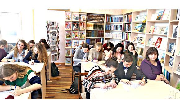 В Копыльской районной центральной библиотеке подвели итоги конкурса буктрейлеров «Читай свое!»