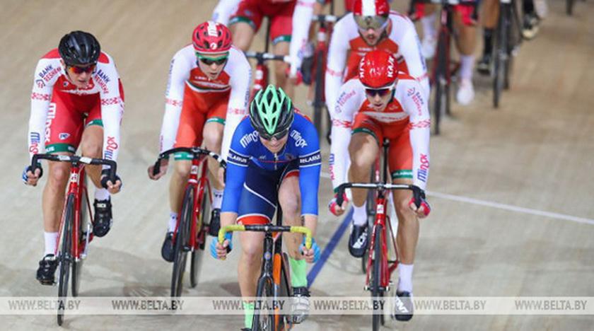 II Европейские игры: тестовый турнир по велоспорту на треке стартует в Минске