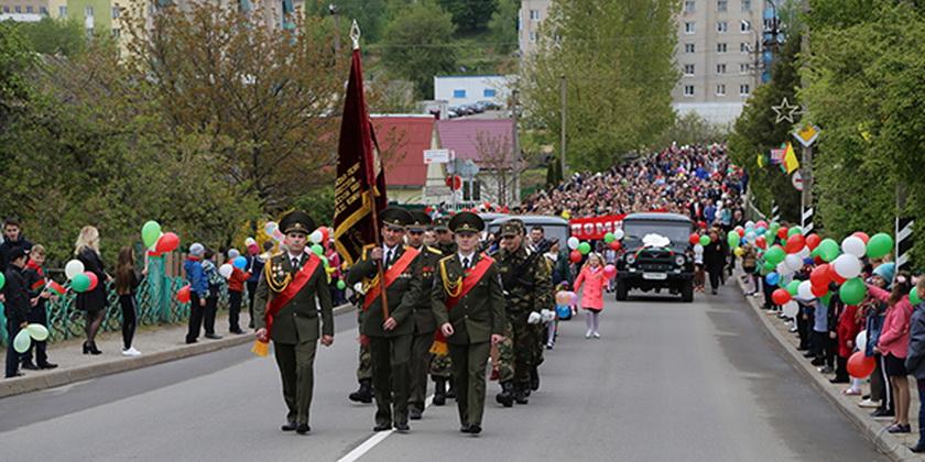 Память нужна живым: в Копыле отпраздновали День Победы