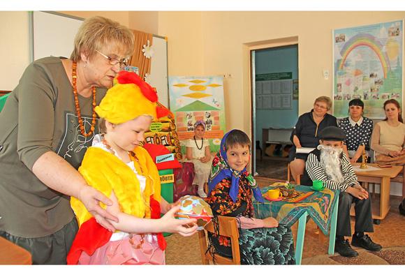В социально-педагогическом центре Копыльского района отметили Международный день семьи