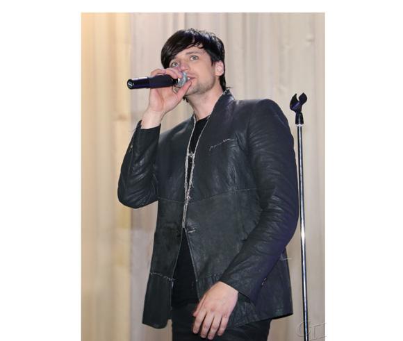 Дмитрий Колдун выступил в Копыле с концертом