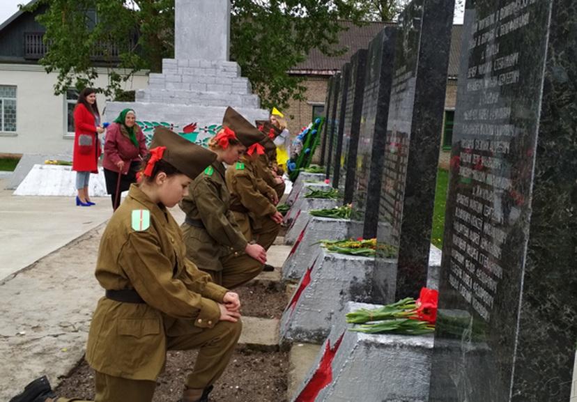 Праздник Победы на Копыльщине. Как отметили 9 Мая в районе