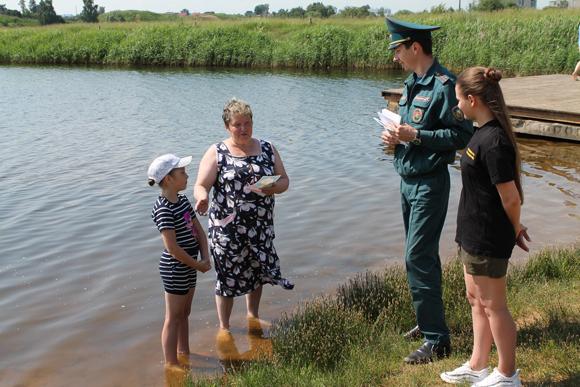 ВКопыльском районе стартовала профилактическая акция «Летний патруль»