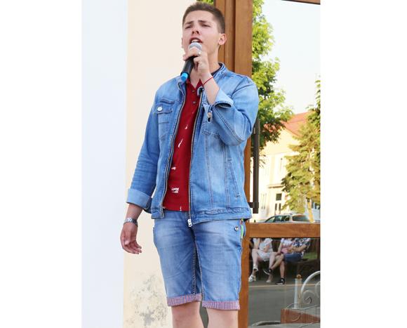 В Копыле состоялся «Открытый микрофон», организованный РК ОО «БРСМ»