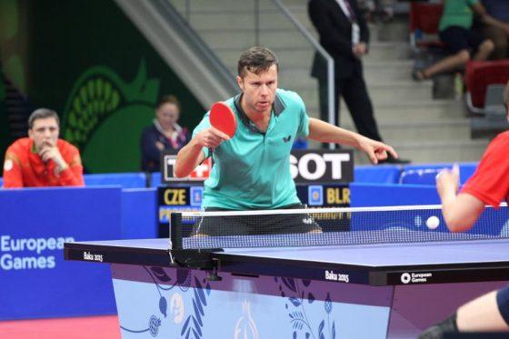 Владимир Самсонов будет капитаном и флагоносцем сборной Беларуси на II Европейских играх