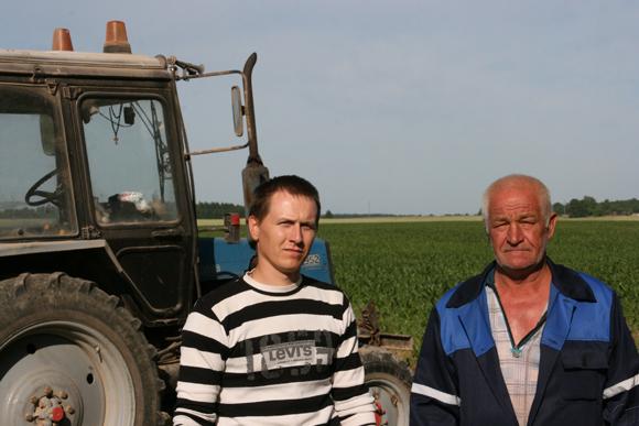 Аграрии Копыльского района ведут подкормку кукурузы и сахарной свеклы