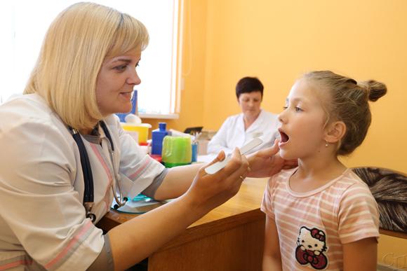 Педиатрическое отделение поликлиники УЗ «Копыльская ЦРБ»: с заботой о наших детях