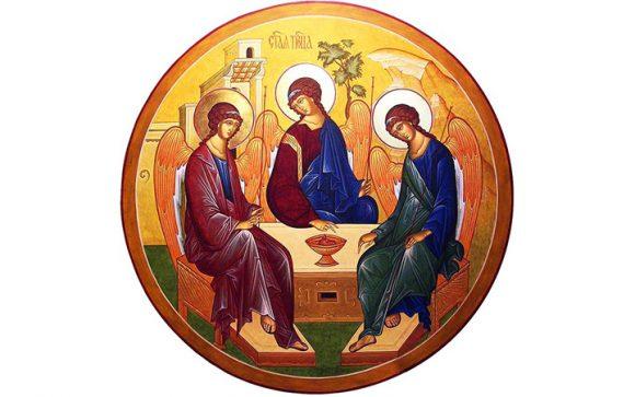 16 июня — день Святой Троицы. Пятидесятница